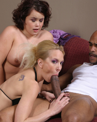 Kaci Starr Small Black Dick