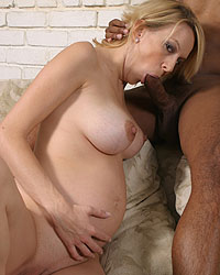 23 Get Pregnant Now   Big Black Broc Adams SoontobeMums : Pregnant Porn