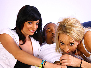 Lynn Pleasant Blacks On Blondes Jaylynn Sinz